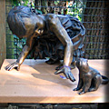 Sophia - Bronze Sculpture by Ed Hamilton
